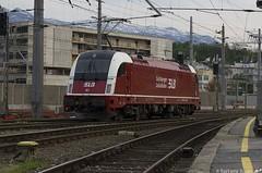 1216 940-7SLB (Raffaele Russo (LeleD445)) Tags: salzburg austria taurus bahn slb lok salisburgo elettrica locomotiva 1216 940 e190