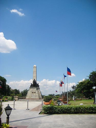 ADO in Manila: Rizal Park, Manila Bay, & the Corner Tree Cafe