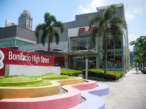 ADO in Manila: Bonifacio High Street, Health, Fitness & Relaxation