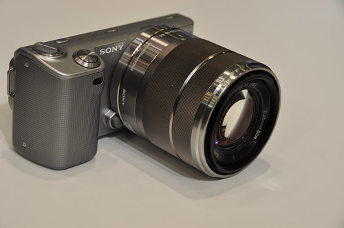Sony Alpha NEX-5 Digital Camera