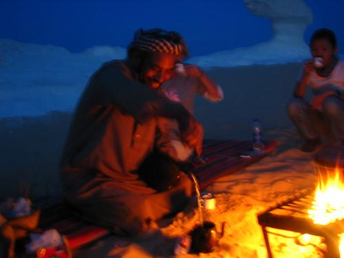 How to Make Bedouin Tea