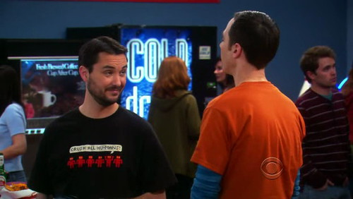Image result for wil wheaton big bang theory
