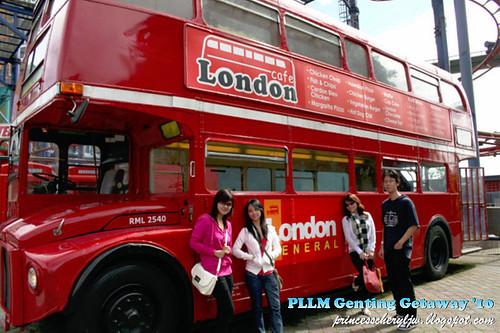 genting - london bus