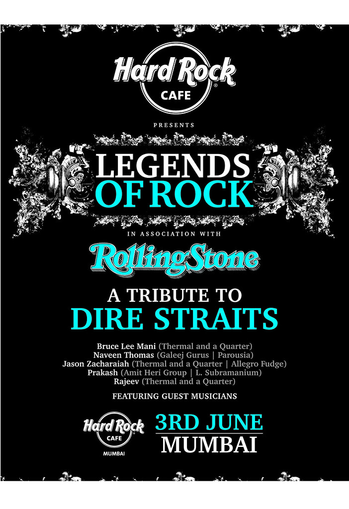 Legends of Rock - Mumbai