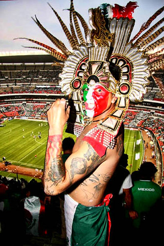 Estadio Azteca. Eliminatoria Mundialista 2010 by CVG-PHOTO From CVG-PHOTO
