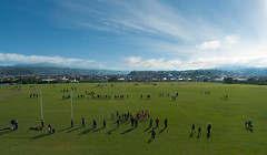 junior rugby (borealnz) Tags: newzealand game sunshine sport rugby nz dunedin spectators juniorrugby borealnz