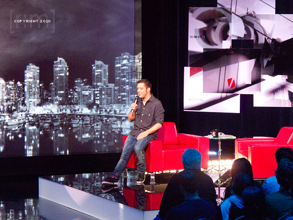 Strombo comes to Vancouver