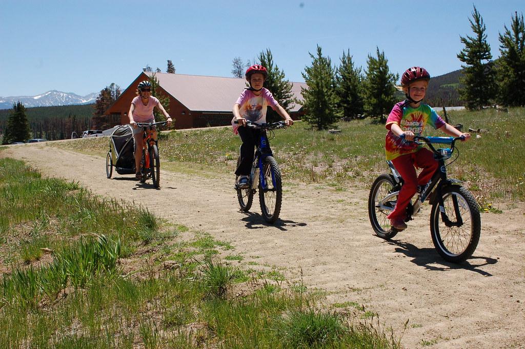 Mountain Biking at Snow Mountain Ranch