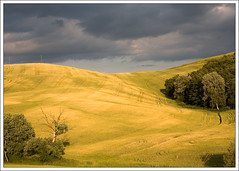 Tuscany - before the storm