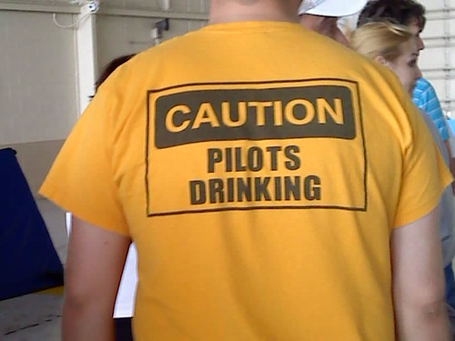 Funny pilot t-shirt