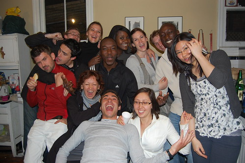 Toronto - Severine's house party (30)