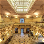 Dunedin Railway Station, New Zealand :: HDR :: Vertorama