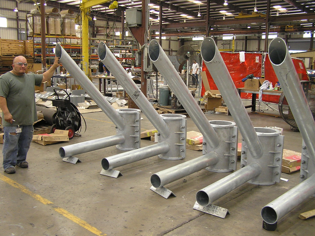 Structural Pipe Hangers for a Pipe Seismic Restraint Project