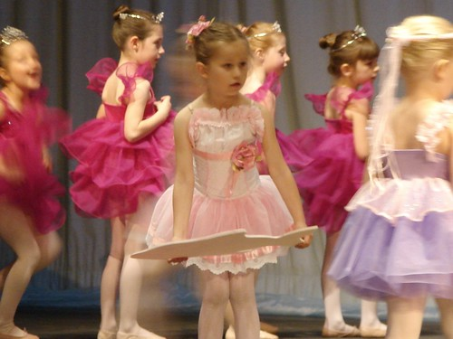 Zoey's Dance Recital