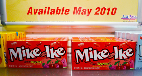 Mike and Ike Red Rageous!