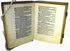 Double Page Opening from 'Distinctiones Exemplorum Veteris et Novi Testamenti'