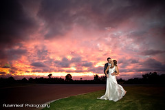 Yanthe & Mark - Sunset Kisses (Autumnleaf Photography) Tags: wedding swanvalley perthwedding yantheandmark