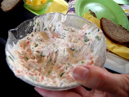 rillettes saumon Catherine