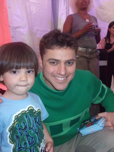 Jack with Donovan