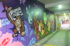 ghetto blaster monkey Auckland