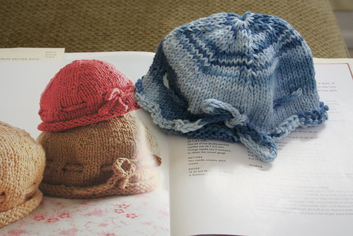 baby knit cap