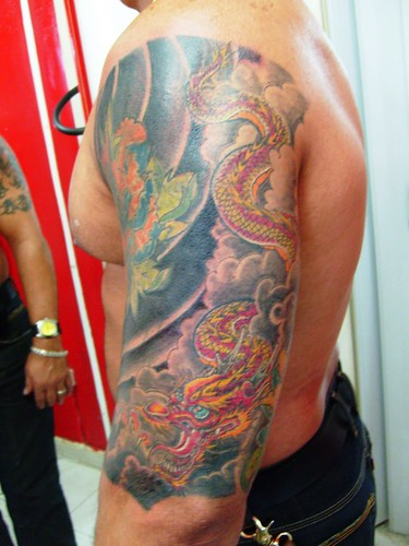 by julio namaste tattoo