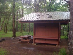Whitly Gap Shelter