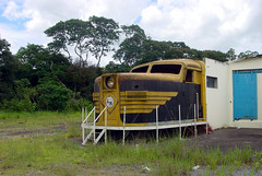FPM722 Sucateamento do patrimônio ferroviário - Locomotiva Alco PA-2