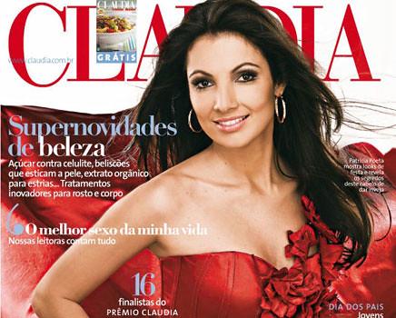 revista claudia dicas moda decoraçao