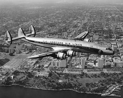 "Eastern Airlines Lockheed L-1049C ""Super Constellation"" (aeroman3) Tags: airlines lockheed eastern constellation l1049g"