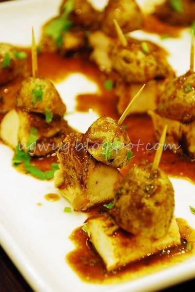 Herb Marinated Roast Chicken