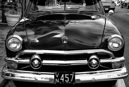 1950's Ford by Bob Jagendorf.