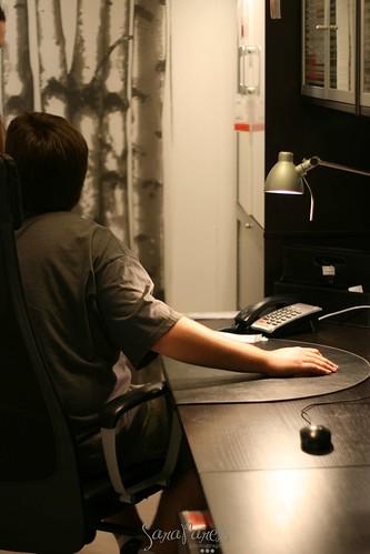 Ikea - Galant Desk