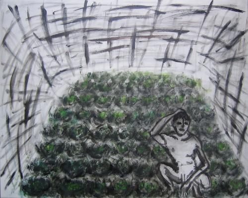 Vegetable Garden / 菜园子 / Gemüsegarten