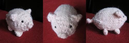 #154 - Wooly Pig