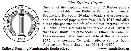Kolbe-Fanning Barber papers ad