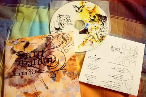 Iruma Rioka CD