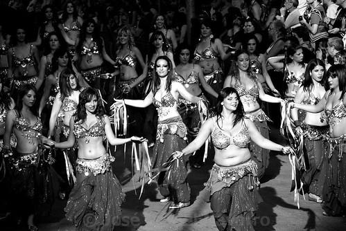 Bailarinas de Al-Hakim