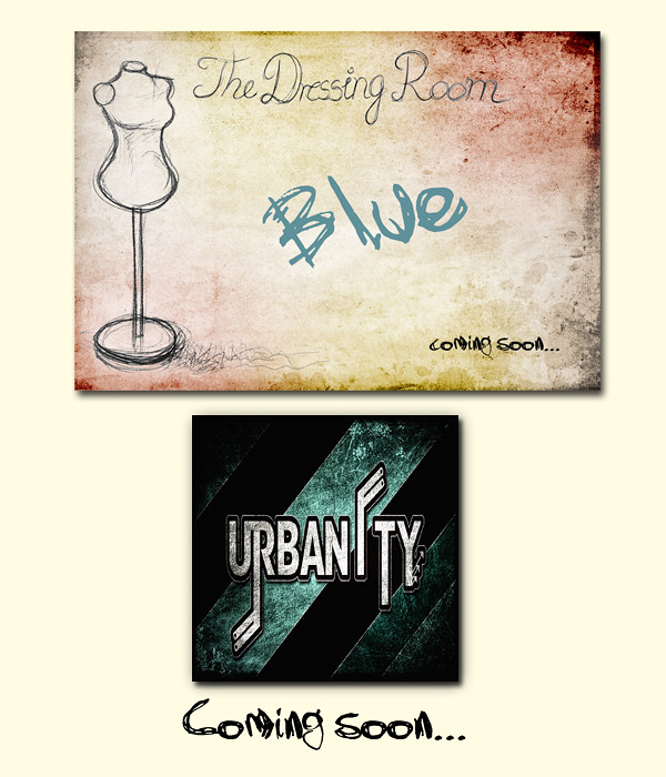 The Dressing Room BLUE - Urbanity