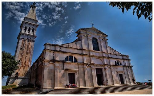 Szent Eufémia templom, Rovinj