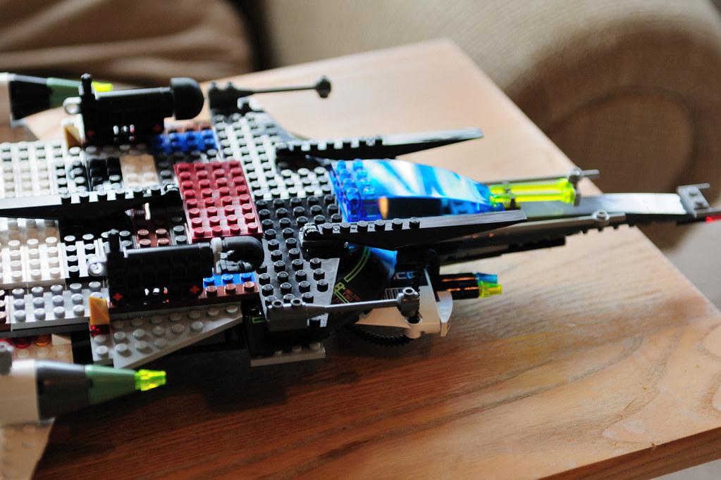 10.06.06 - The Lego Jet