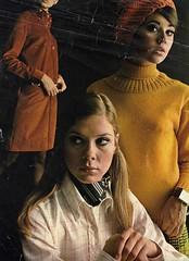 60s fashion (Simons retro) Tags: fashion magazine mod 60s ad 1967 1960s seventeen
