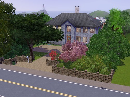 The Sims 3 - Irish Mansion