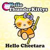 Hello Cheetara por Seven_Hundred