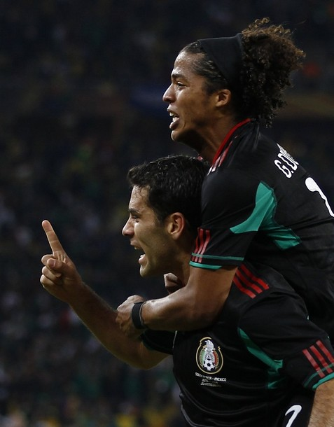 Gol de México Mundial de Fútbol