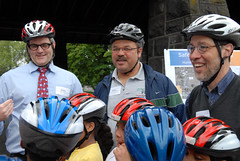 Mayor Adams at Safe Routes to School ride-14