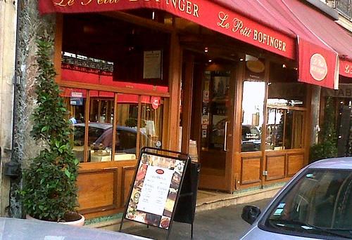 No. 2 Exterior Le Petit Bofinger