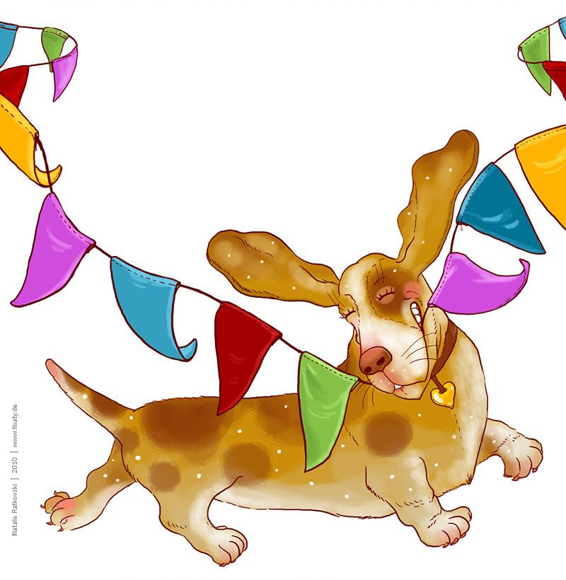 Multicultural hound