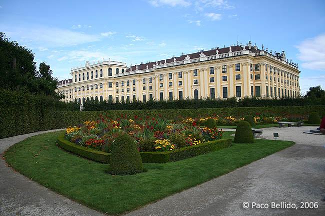 Schönbrunn. © Paco Bellido, 2006