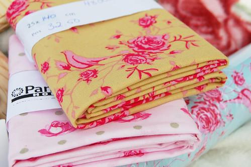 Tilde fabric